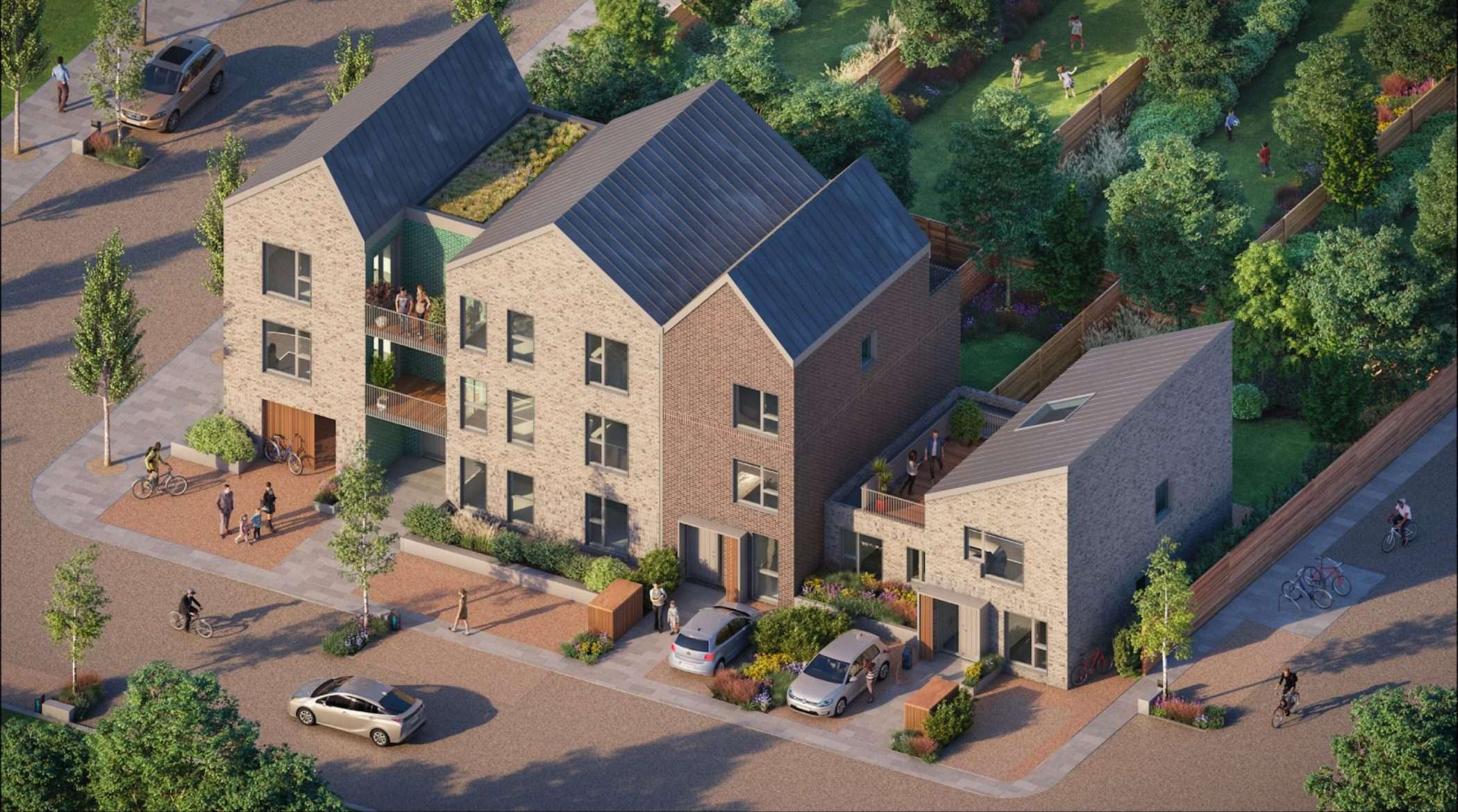 Sustainability - houses